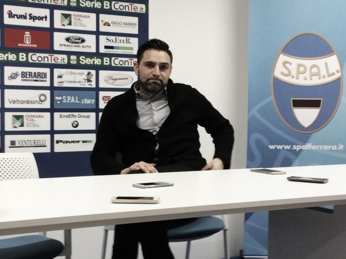 """Spal, il punto del d.s. Vagnati: """"Mattiello in arrivo, Paloschi ha un accordo con il Chievo"""""""