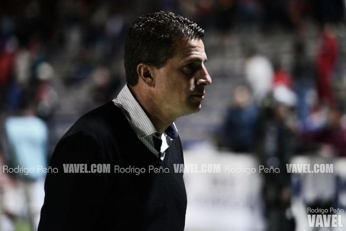 Ricardo Valiño deja de ser técnico de Lobos BUAP