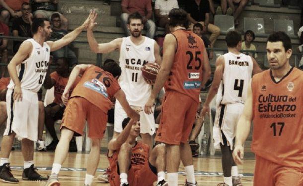UCAM Murcia – Valencia Basket: grandes equipos, distintas aspiraciones