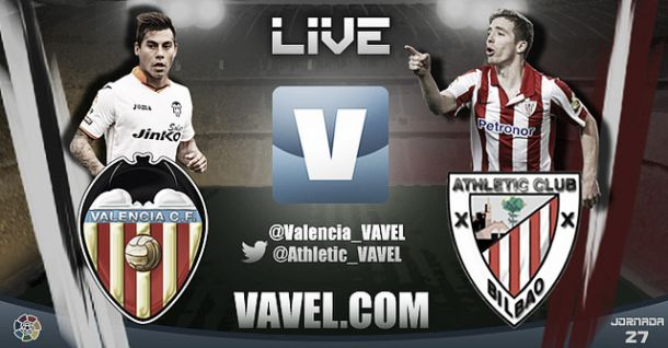 Valencia CF vs Athletic Club en vivo y en directo online
