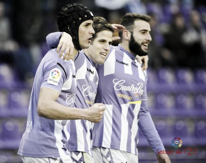 Análisis del rival: Valladolid CF