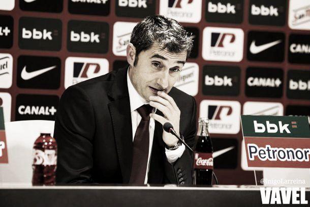 """Valverde: """"Es una victoria balsámica"""""""