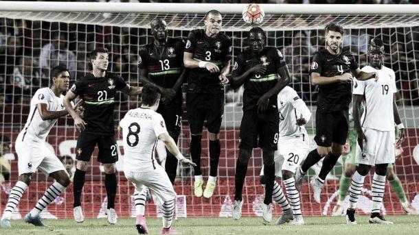 Portugal - France : Une victoire peu convaincante (0-1)