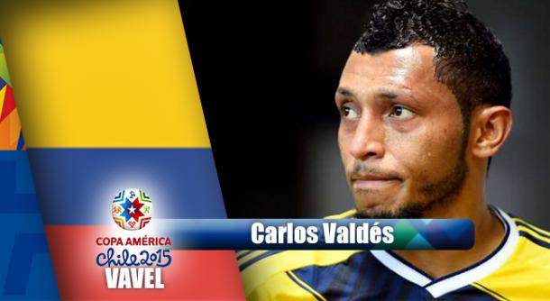 Camino a Chile 2015: Carlos Valdés