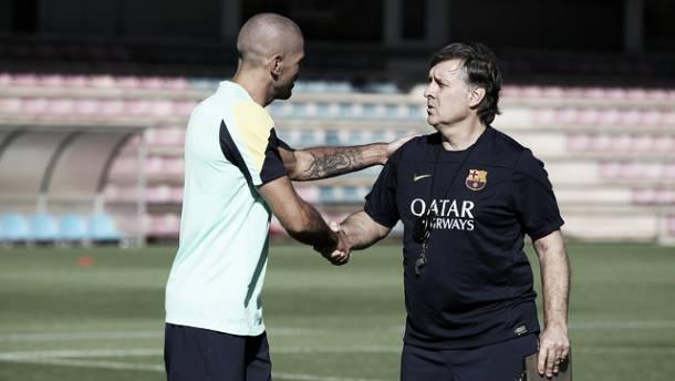 """Valdés: """"Martino es una persona ilusionada y muy cercana"""""""