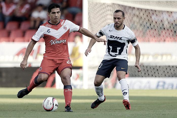 Jugadores clave de Pumas en su último encuentro frente a Querétaro