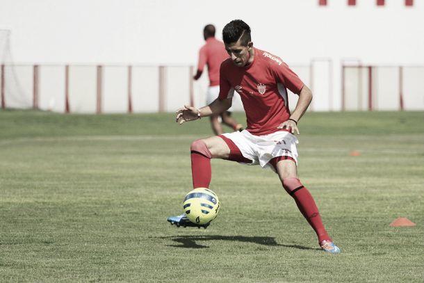 """Jonathan Valdivia: """"Voy a dejar mi mejor esfuerzo"""""""
