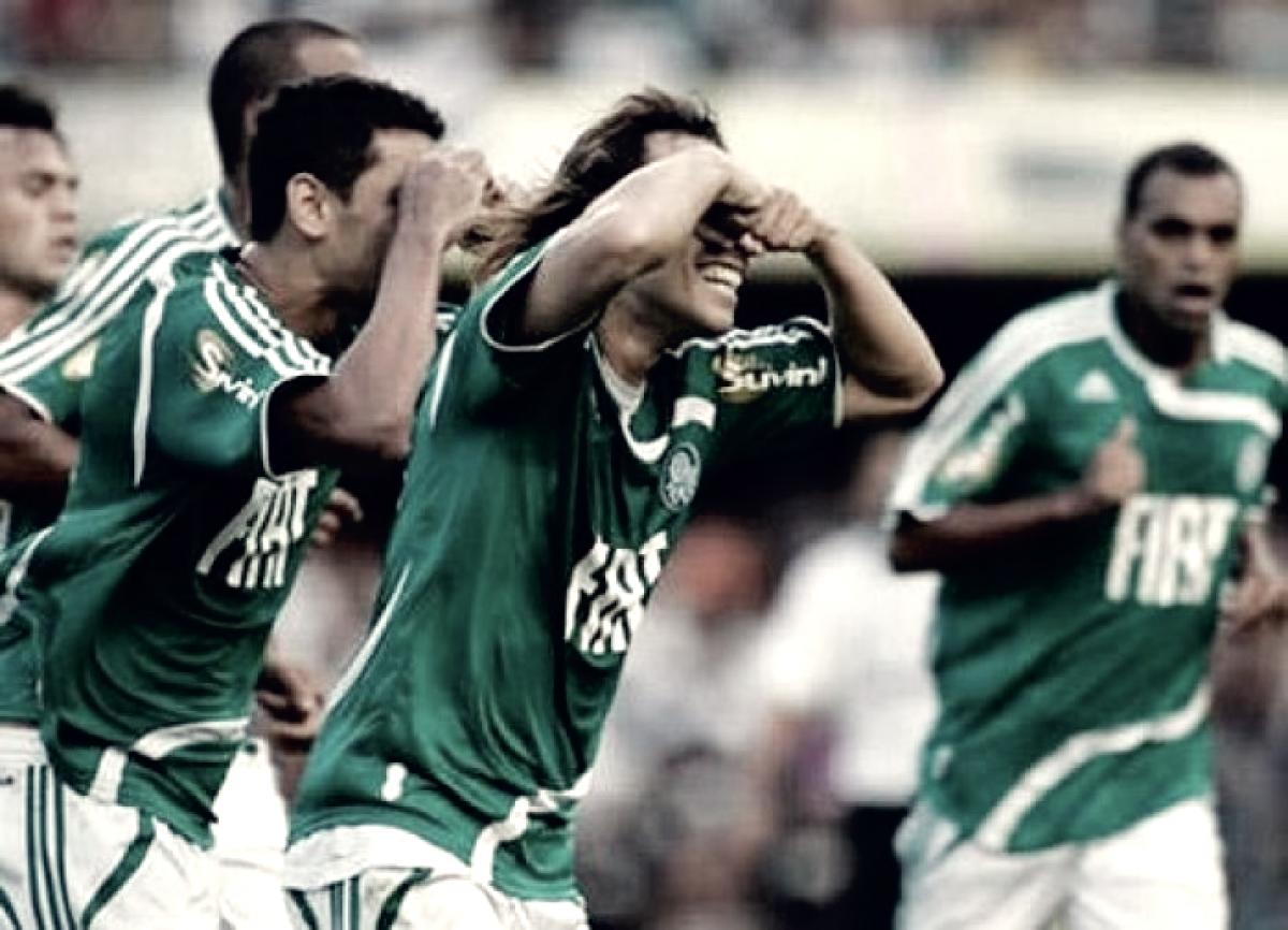Recordar é viver: Alex Mineiro faz hat-trick, Palmeiras goleia Ponte e conquista Paulistão em 2008