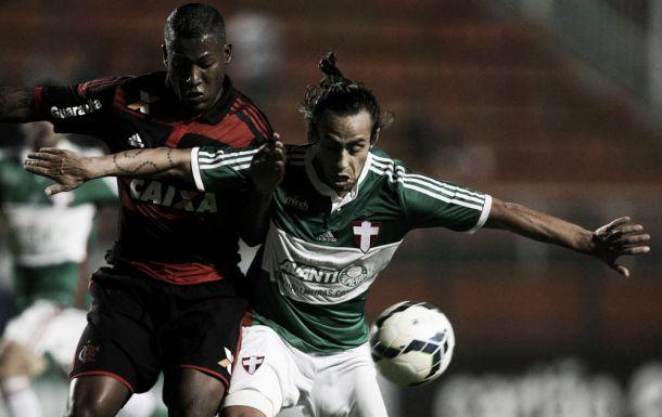 Valdivia pega dois jogos de suspensão por pisão em Amaral