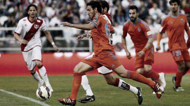 VIDEO Liga: pari Valencia, agganciato il Siviglia