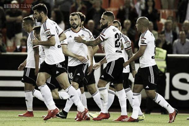 VIDEO Valencia da corsa, 4 gol al Granada