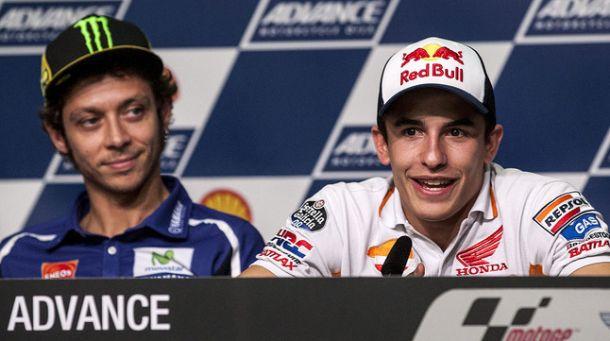 MotoGP Sepang: Marquez e Valentino, livello stellare