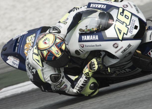 Valentino Rossi y Dani Pedrosa,  los pilotos más rápidos de Sepang