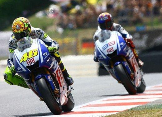 Offerta Yamaha per Rossi
