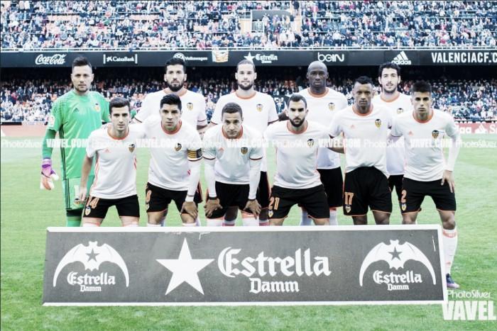 Análisis Valencia CF: Un Valencia irreconocible