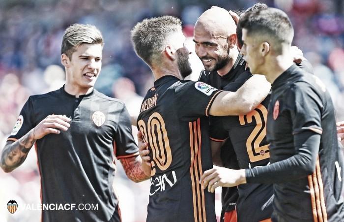 El Valencia debe sobreponerse ante un Celta lanzado