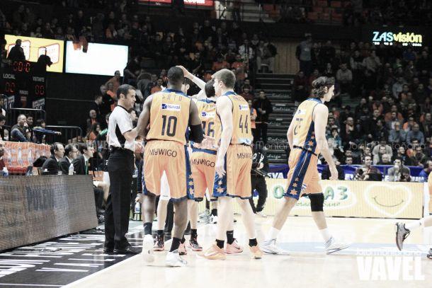 Valencia Basket vs Bayern Munich en vivo y en directo online