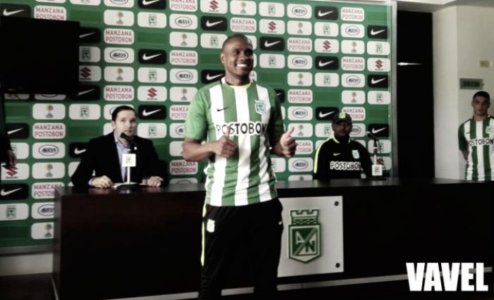 "Edwin Valencia: ""No jugué mucho por lesión, fue por decisión técnica"""