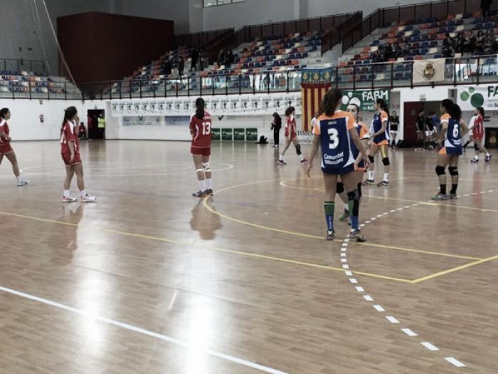 Campeonato de España de Balonmano 2016. Cadete femenino. Cuartos de ...