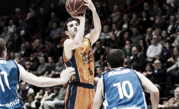 Valencia Basket - RETAbet Gipuzkoa Basket: un reto casi imposible