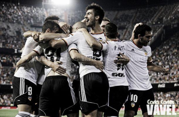 Partido Levante vs Valencia en vivo y en directo online