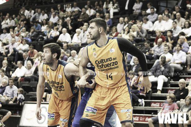 Valencia Basket - FIATC Joventut: la revelación de la liga visita la Fonteta