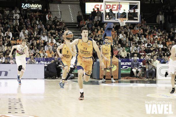 Valencia Basket - Estrella Roja: otra final más en La Fonteta
