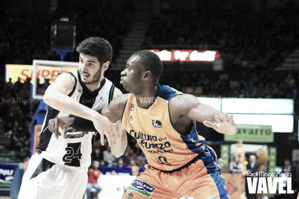Valencia Basket - SLUC Nancy: vuelve el campeón