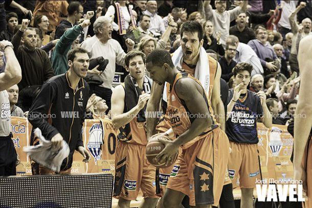 Valencia Basket - Cajasol: partido para los homenajes