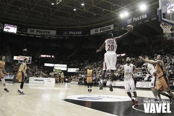 Valencia Basket - Laboral Kutxa: el último tren de la Euroliga pasa por la Fonteta