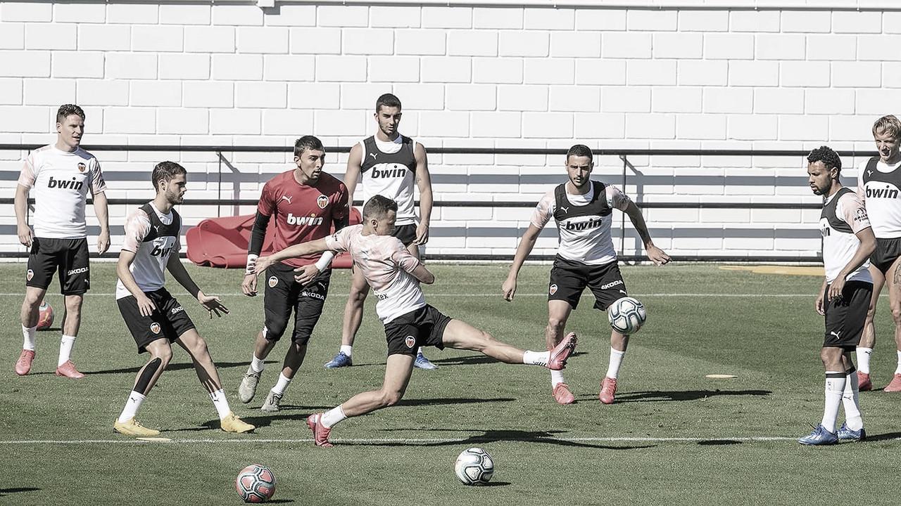 El Valencia vuelve en a un nivel increíble