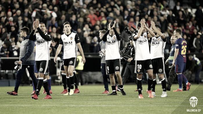 Ojeando al rival: Valencia CF, sumergidos en un sueño