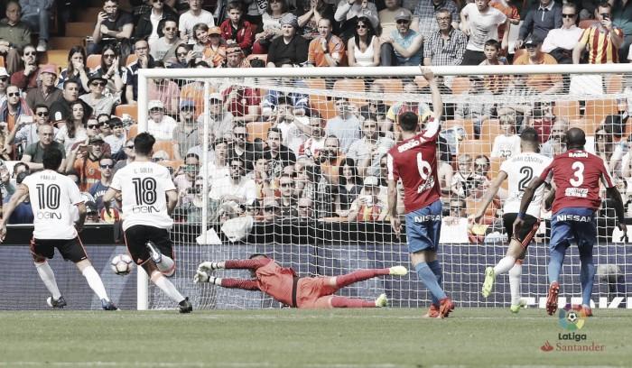Valencia, decima presenza per Zaza: scatta l'obbligo di riscatto