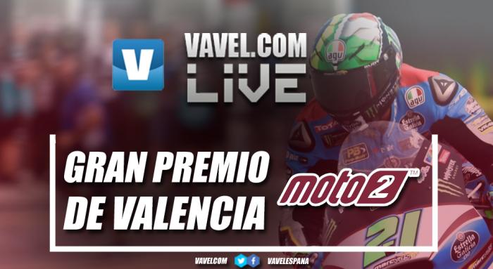 Resumen Carrera GP de Valencia 2017 de Moto2