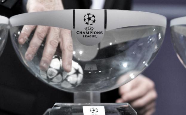 Los posibles rivales del Valencia en la Champions