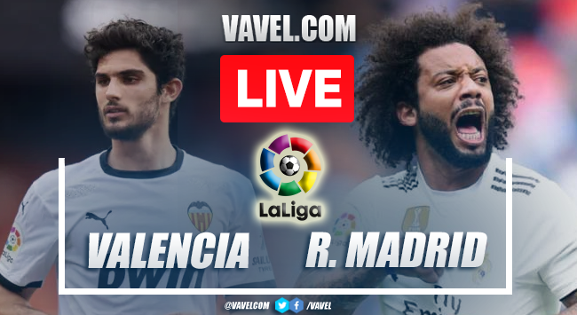 Goals and Highlights: Valencia 1-2 Real Madrid in LaLiga 2021