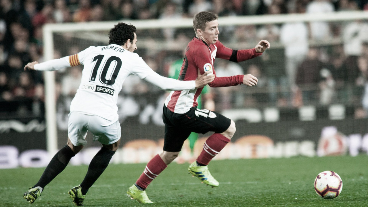 Resumen Valencia - Athletic (0-2)