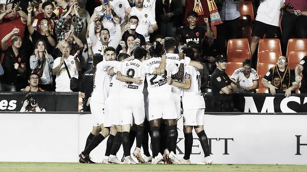 Resumen del Valencia 3-0 Rayo Vallecano en LaLiga 2018/2019