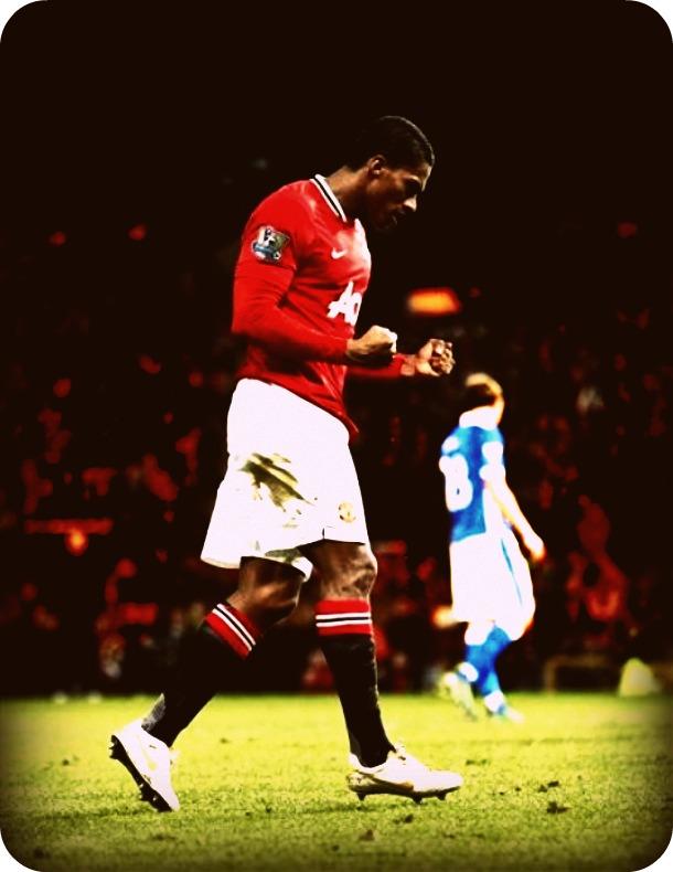 Antonio Valencia, el mejor jugador del año en el Manchester United