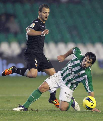 El Valencia golea al Betis, así lo vivimos