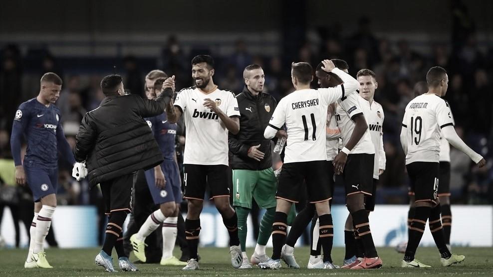 Rodrigo silencia Stamford Bridge