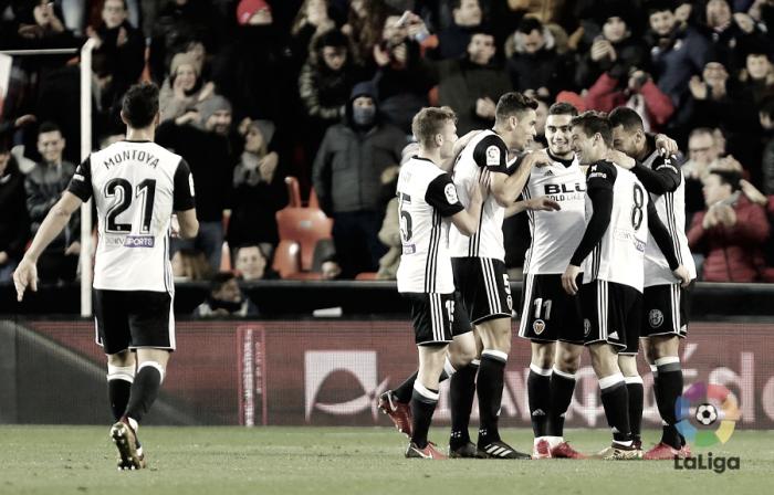 El Valencia será el rival del Alavés en Copa del Rey