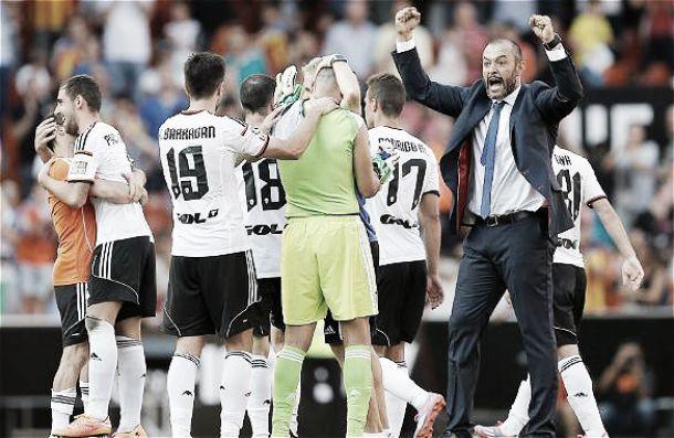 Valência 'Português' de Nuno soma e segue na liga Espanhola