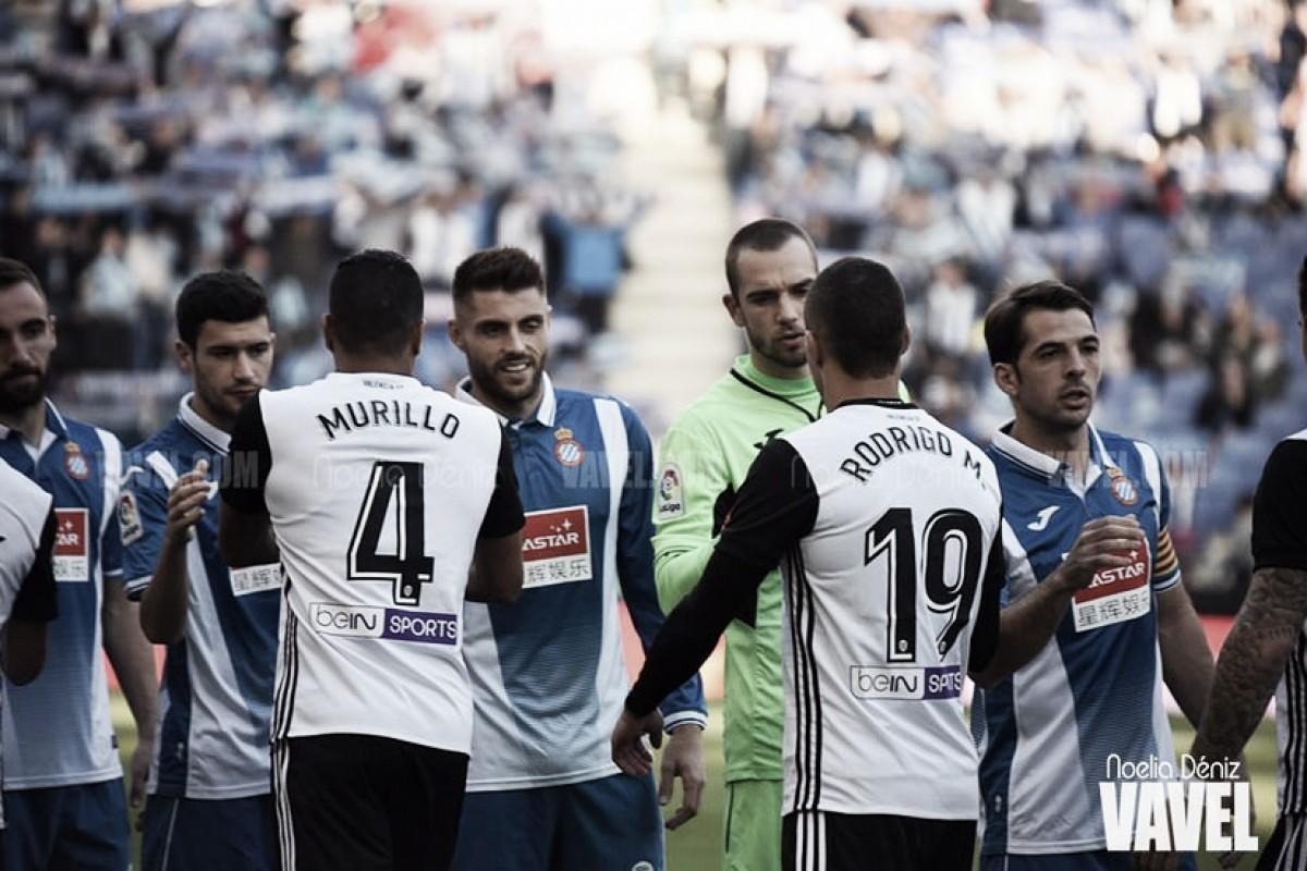 Antecedentes Valencia CF - RCD Espanyol: poca suerte en Mestalla