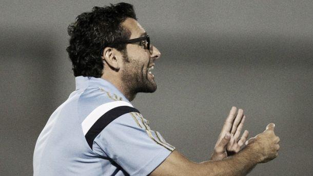 Ainda no comando, Valentim ressalta dedicação do Palmeiras contra Figueirense