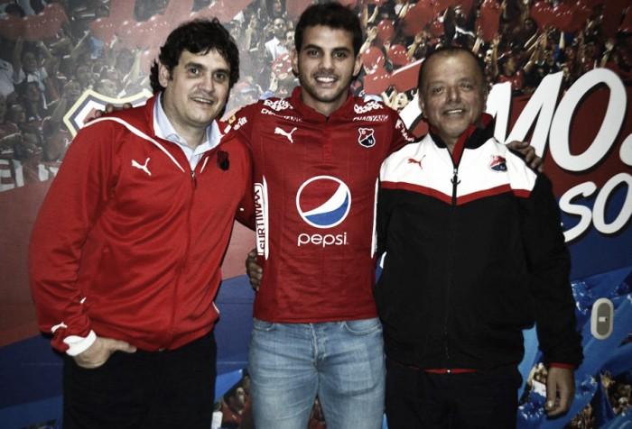 Valentín Viola es nuevo jugador del Independiente Medellín