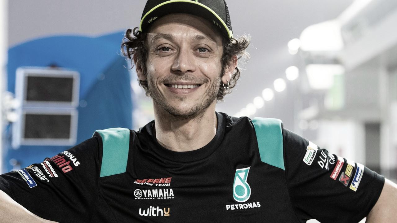 """Valentino Rossi: """"Hemos ido mejor, pero no es suficiente"""""""
