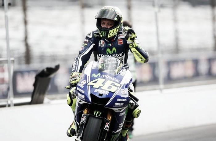La remontada casi imposible de Valentino Rossi