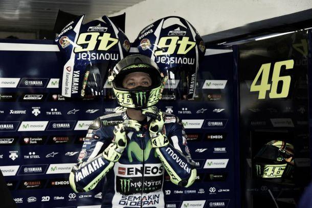 El TAS rechaza la suspensión cautelar solicitada por Valentino Rossi