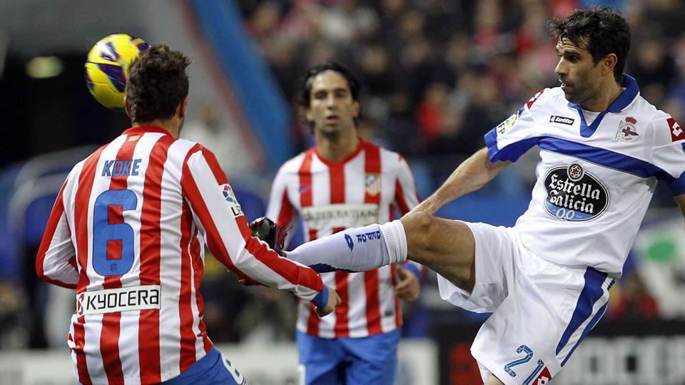 Deportivo - Atlético de Madrid: los antecedentes